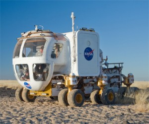 Lunar Electric Rover